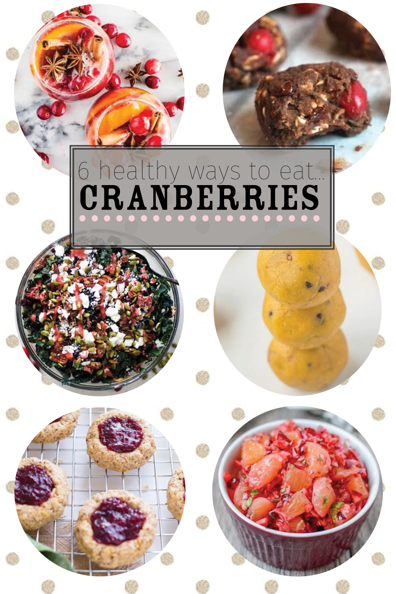 6 Healthy Ways to Cook with Cranberries
