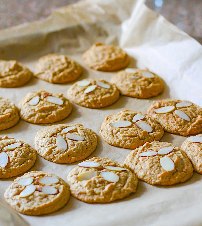 Cinnamon-Spiced Paleo Sugar Cookies