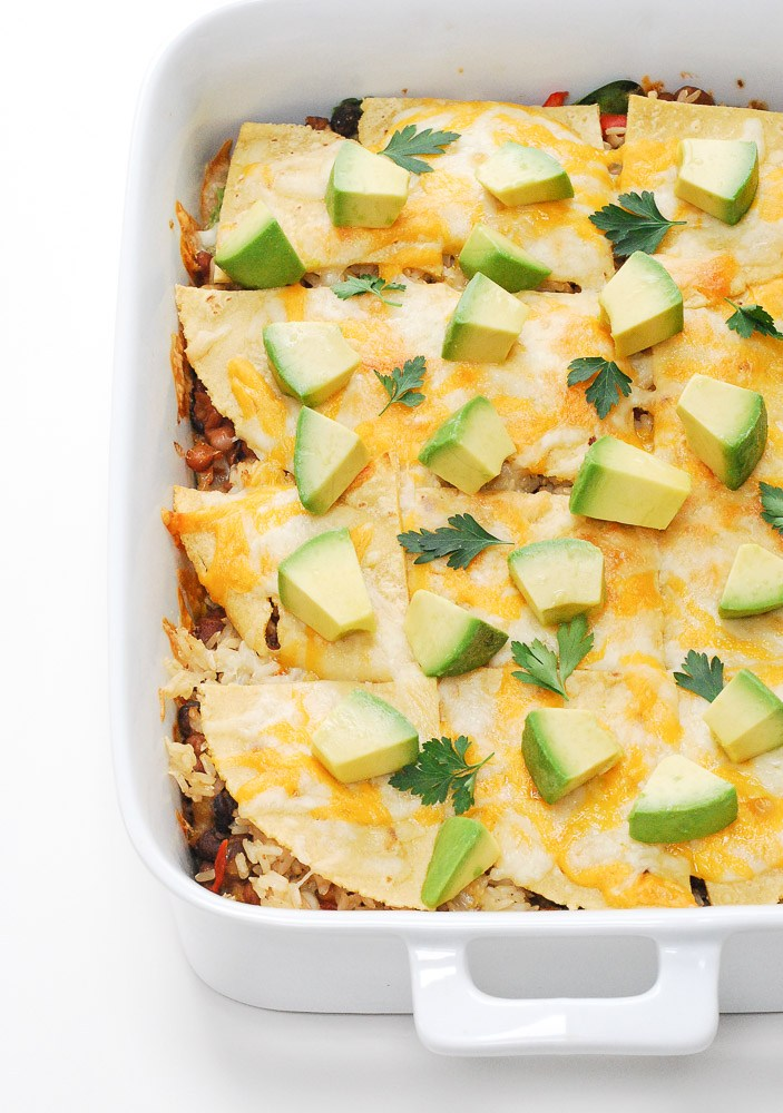 Mexican Lasagna + 26 Recipes for a Vegetarian Cinco de Mayo