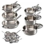 Wolf Stainless Steel Cookware