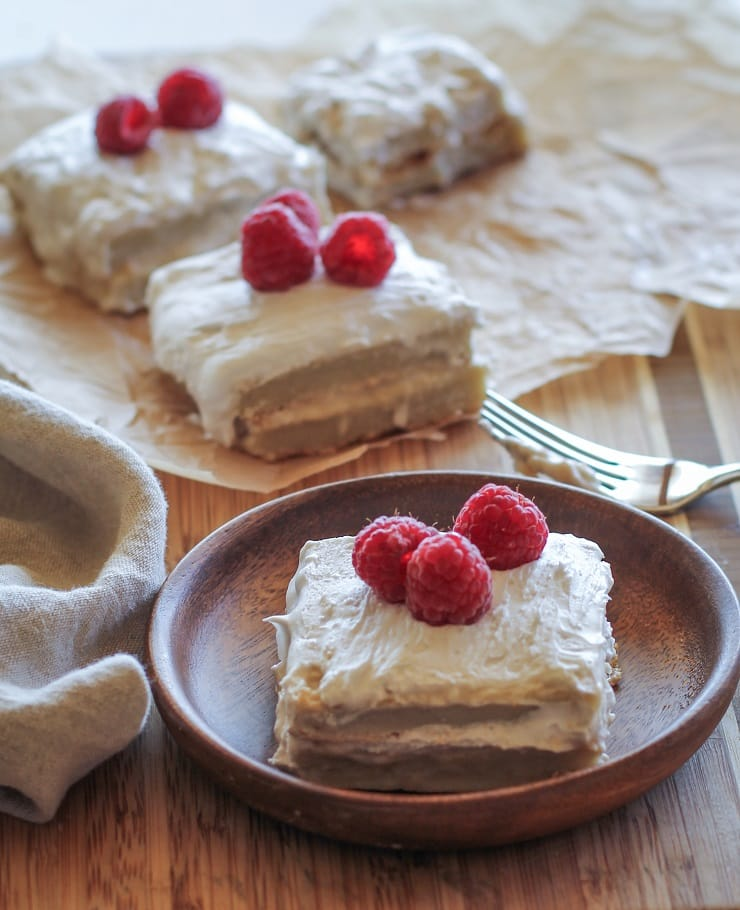 Paleo Tres Leches Cake - a grain-free take on the classic dessert!