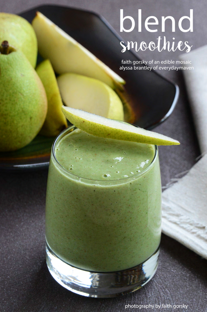 BLEND Smoothies e-book - 35 healthy smoothie recipes