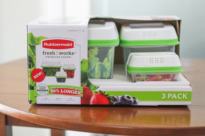 Vegetable Saver Containers Product review keeping it fresh with freshworks by rubbermaid the rubbermaid freshworks food saver containers review productreview rubbermaid workwithnaturefo