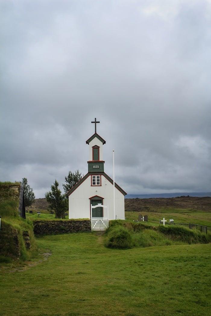 Keldur, Rangarvallasysla, Iceland