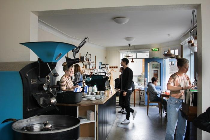 Reykjavik Coffee Roasters, Reykjavik, Iceland #fweevents