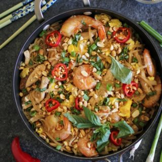 30-Minute Chicken Pad Thai