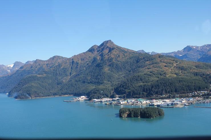 Cordova, Alaska   TheRoastedRoot.net #travel #copperriversalmon #knowyourfisherman #sustrainablesalmon