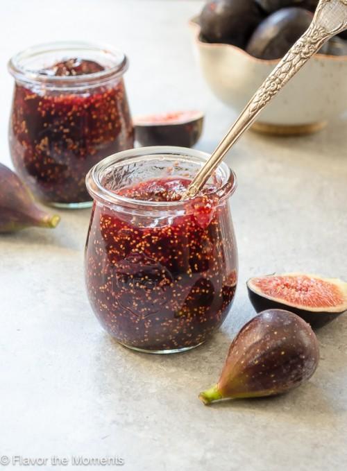 Small Batch Fig Honey Jam