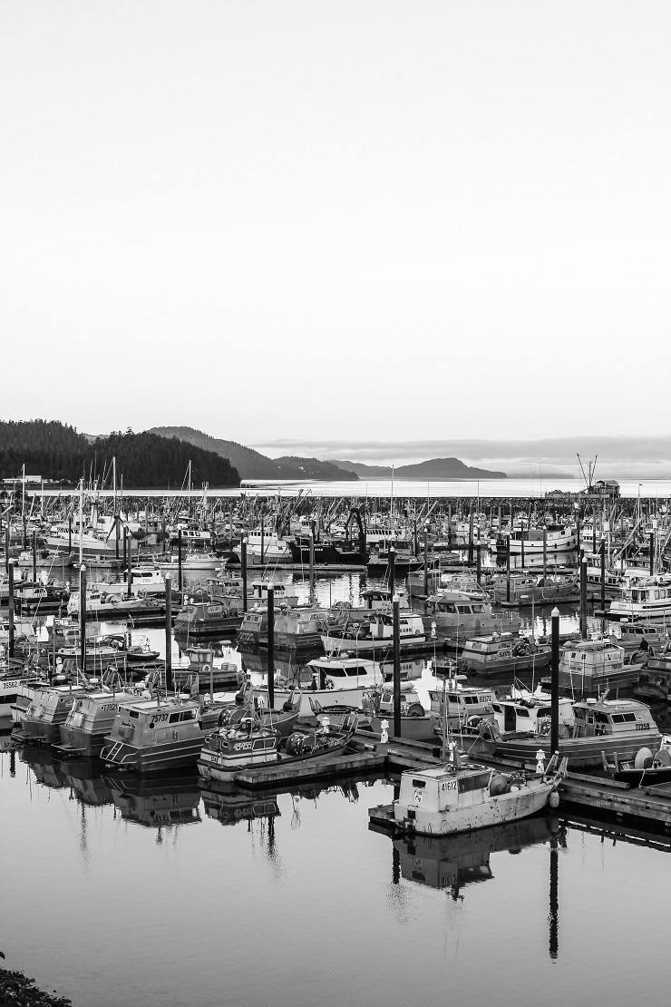 Copper River Salmon and Cordova, Alaska - Part Two - The Roasted Root