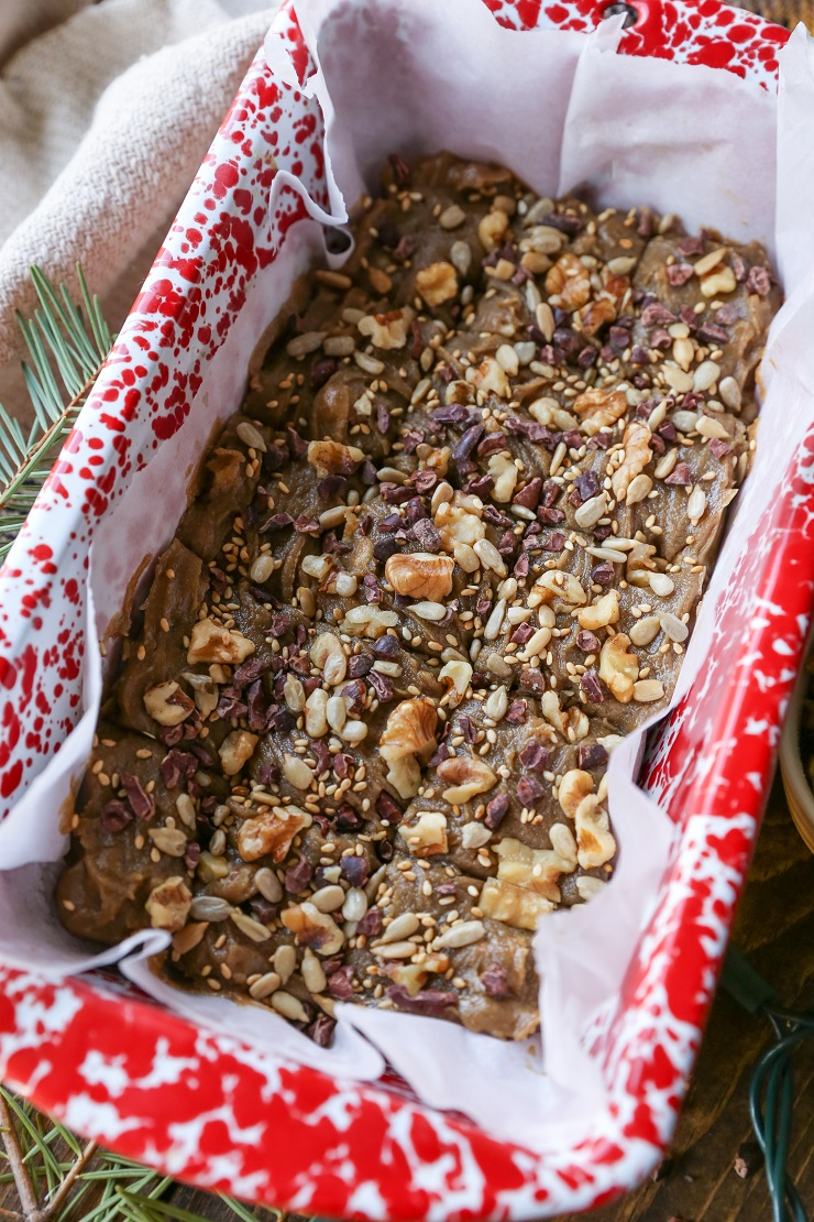Maple Walnut Vegan Fudge - dairy-free, Paleo & Vegan | TheRoastedRoot.net #glutenfree #healthy #dessert #freezerfudge
