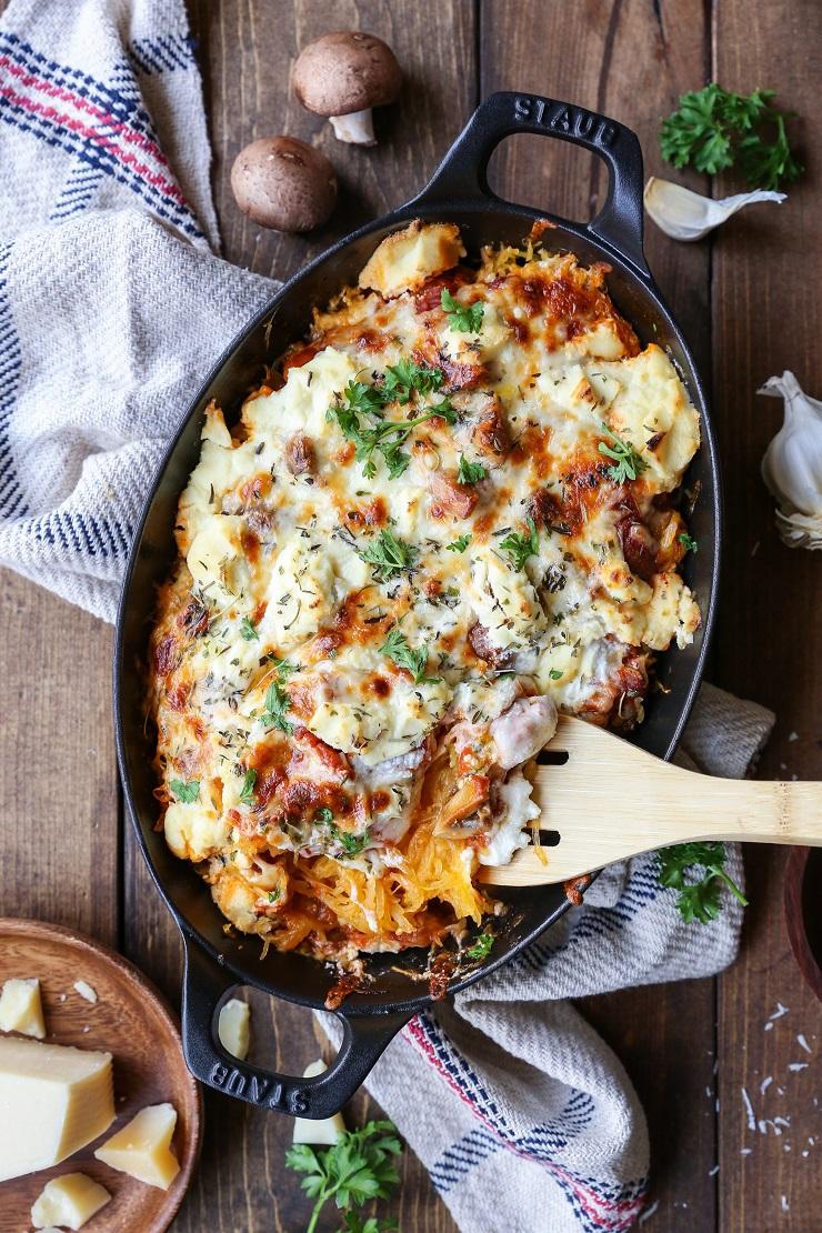 recipe: mushroom bolognese cooking light [26]