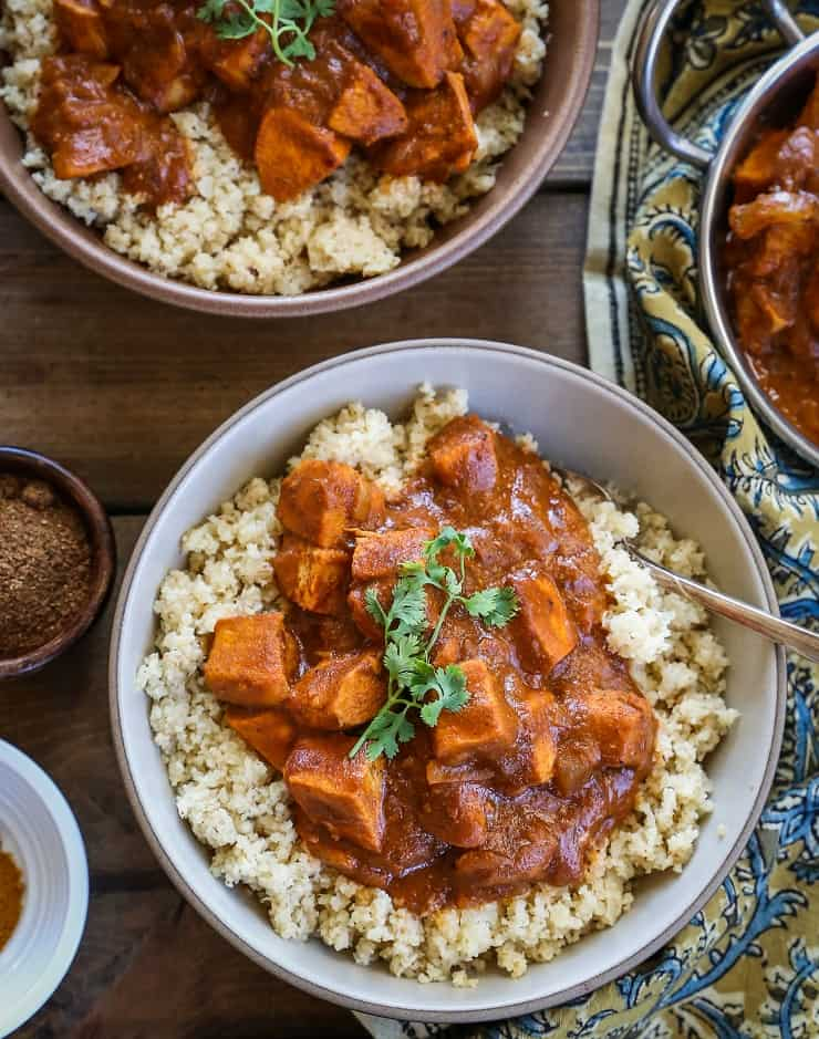 Paleo Butter Chicken Keto Whole30 The Roasted Root