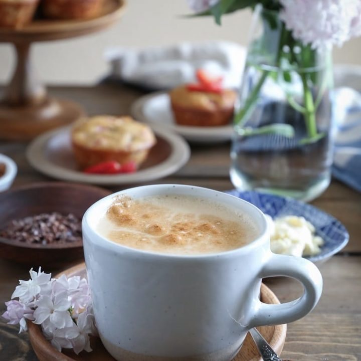 How to Make Bulletproof Coffee - 6 ways! Fuel your day with boosted coffee for prolonged energy and additional health benefits!