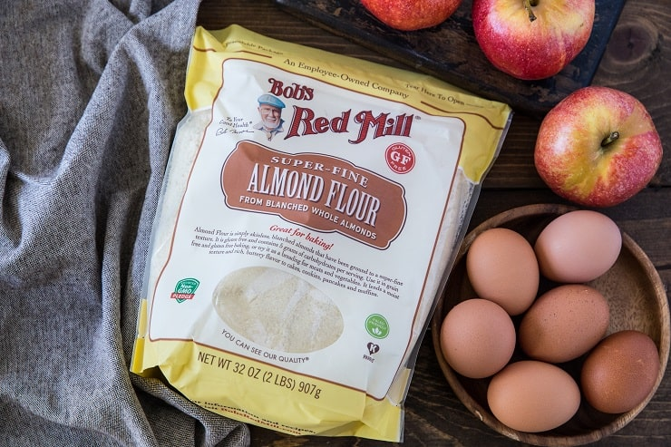 Apple Cinnamon Pancakes ingredients