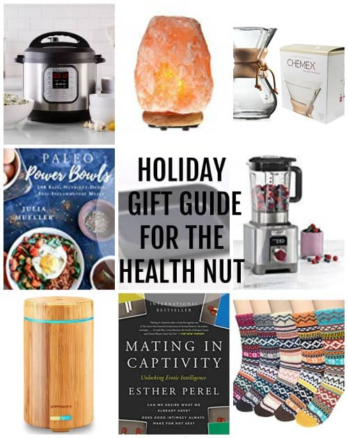 Holiday Gift Guide for the Health Nut | TheRoastedRoot.com