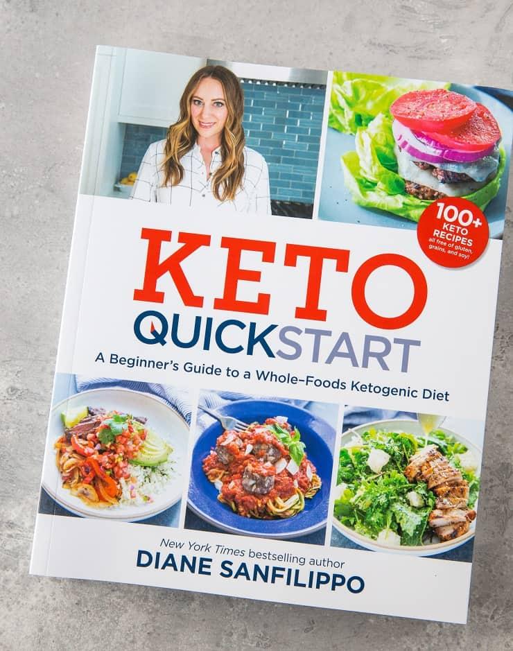 Keto Quick Start by Diane Sanfilipo