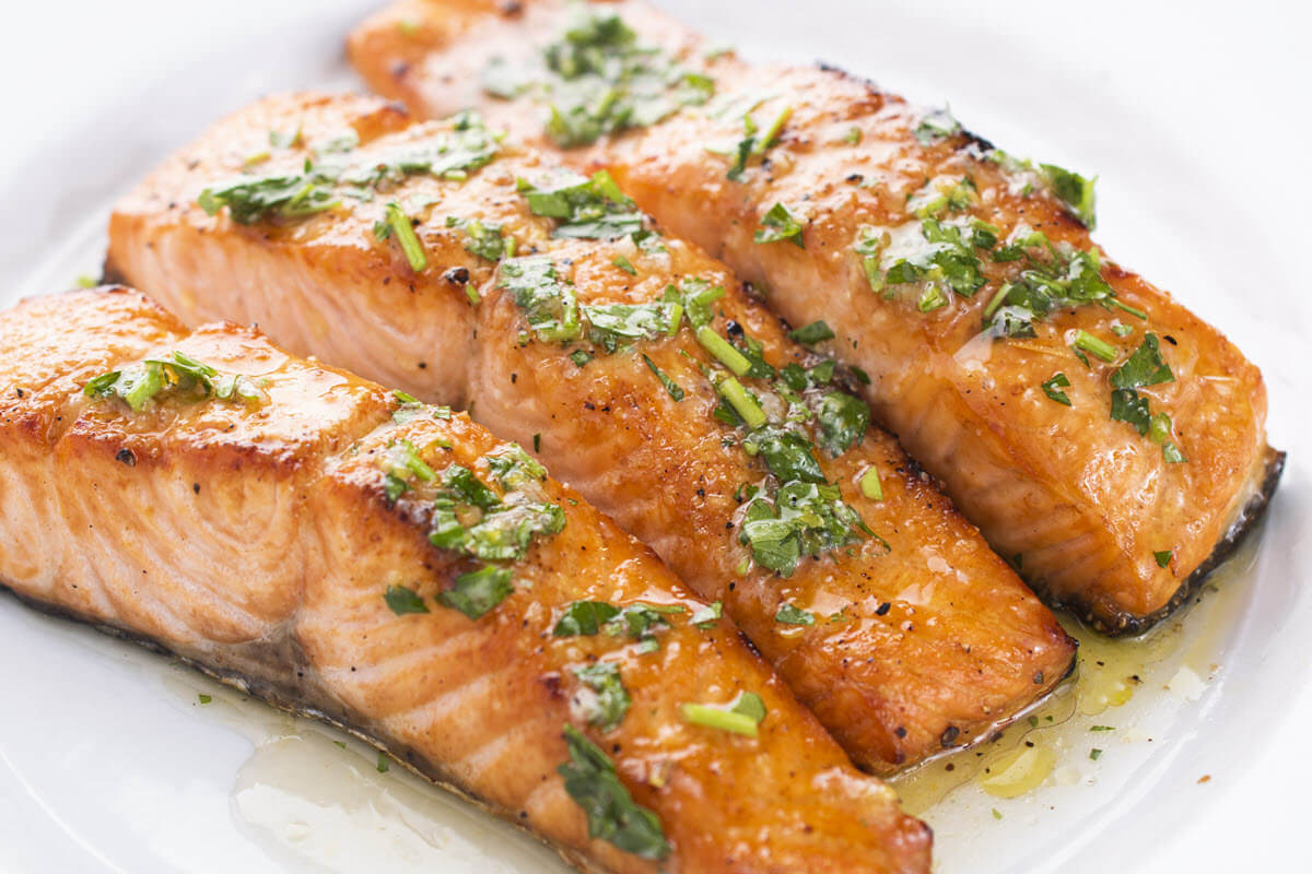 Healthy Grilled Salmon Recipe