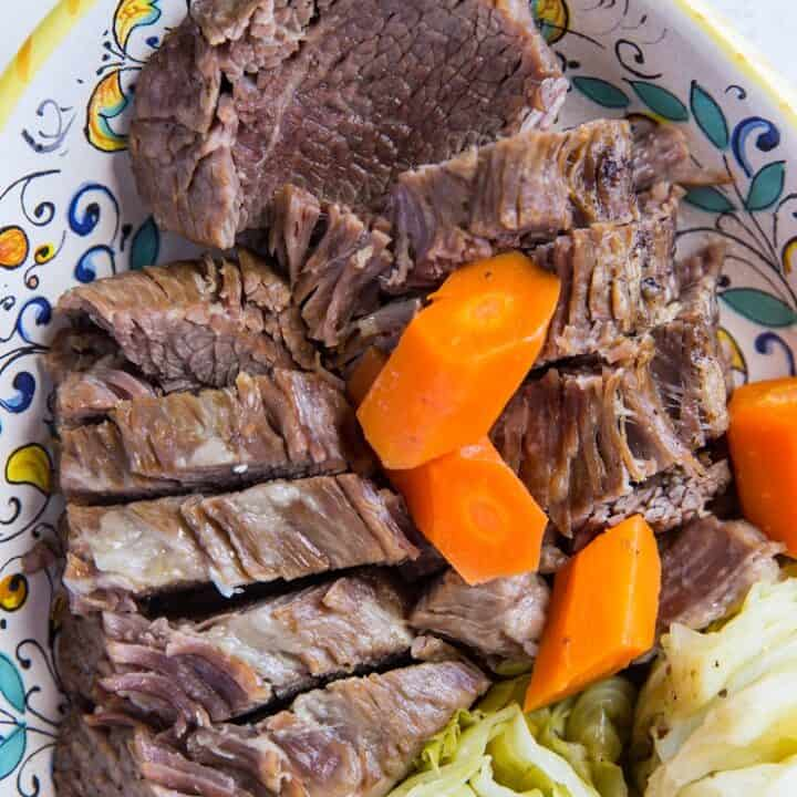 How to Make Corned Beef and Cabbage in the Instant Pot