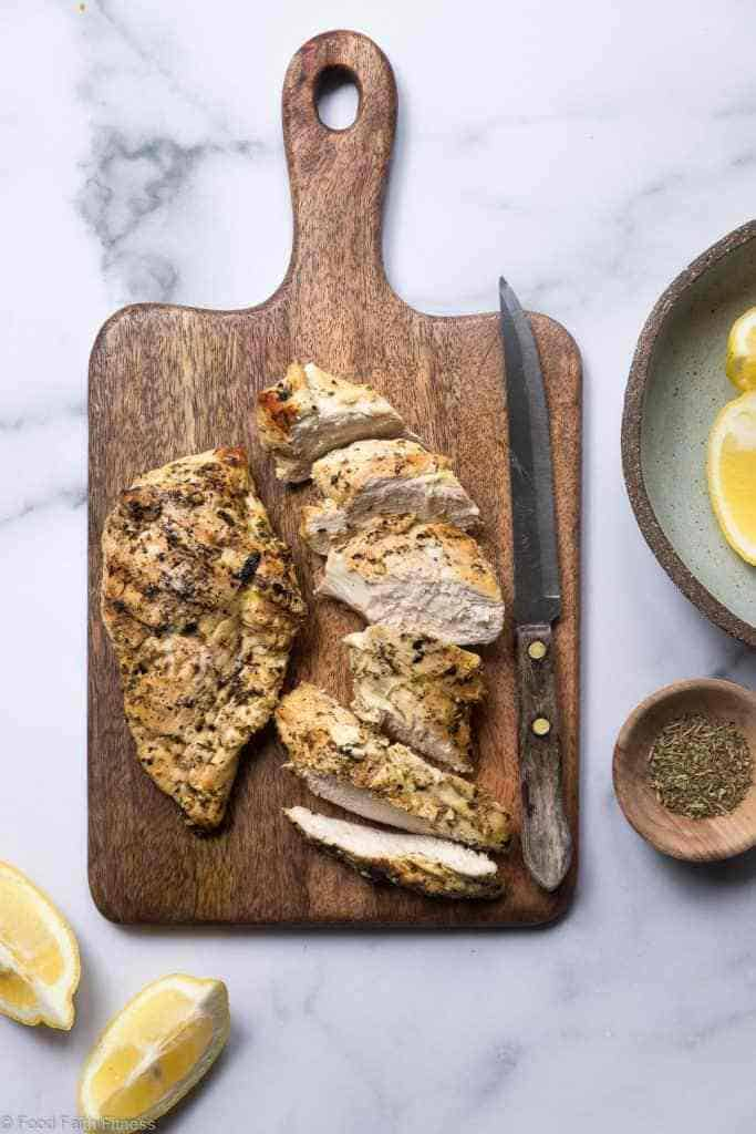 Keto Chicken Marinade