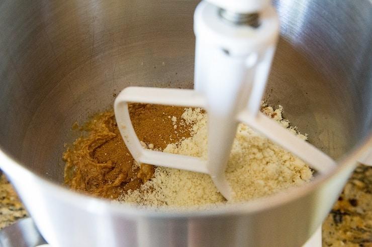 How to make vegan peanut butter brownies