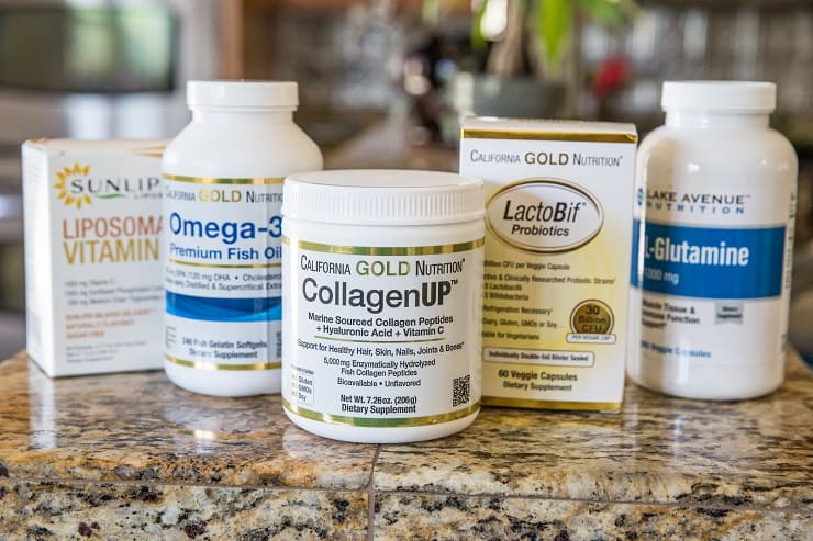 Gut Healing Supplements for IBS, Leaky Gut, SIBO, and more