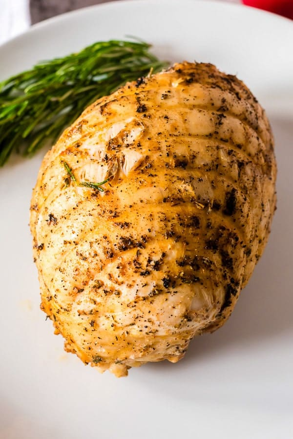 Instant Pot Turkey Breast from Boulder Locavore -Instant Pot Turkey Breast is easy, fast, full of flavor and so juicy! A special trick crisps the skin and makes this a fantastic way to enjoy turkey any time of the year.
