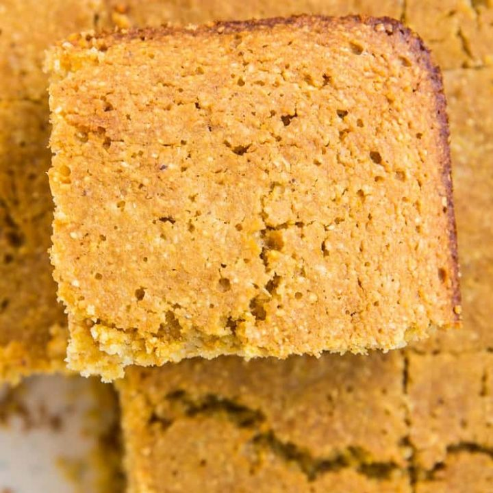 Gluten Free Cornbread Dairy Free The Roasted Root