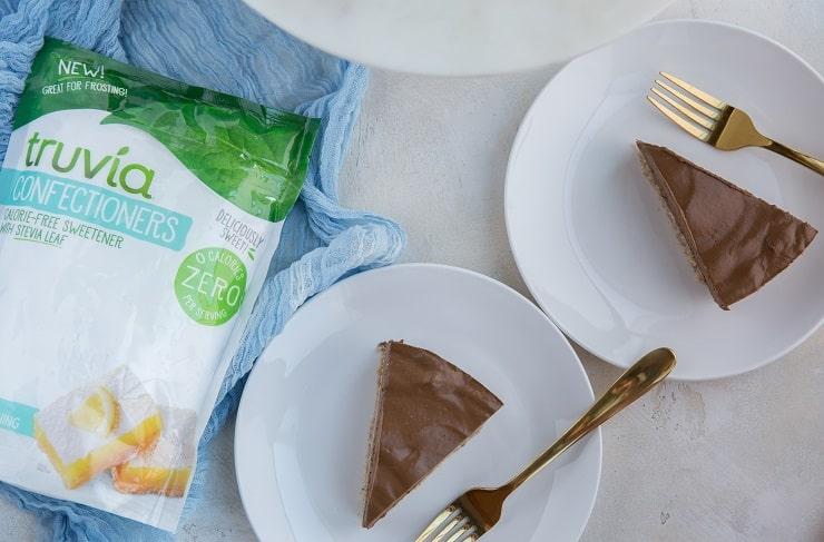 Low-Carb French Silk Pie