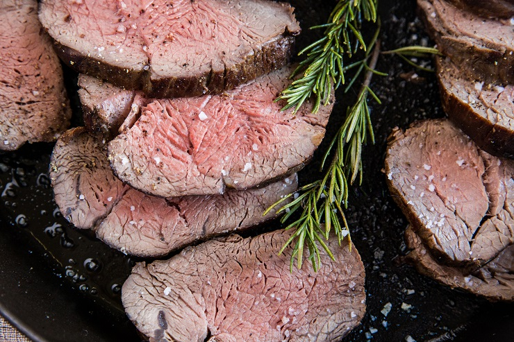 How to Make Beef Tenderloin - an easy recipe for goof-proof tenderloin