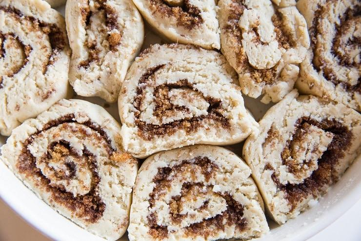 How to make gluten-free cinnamon Rolls