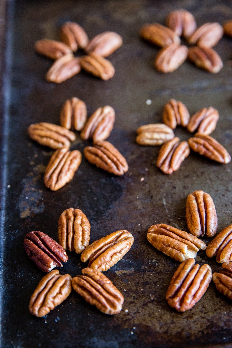 How to Make pecan turtle candy