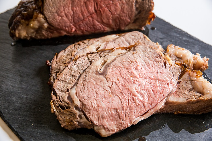 Prime rib cooked to medium - how to make the best prime rib in the world