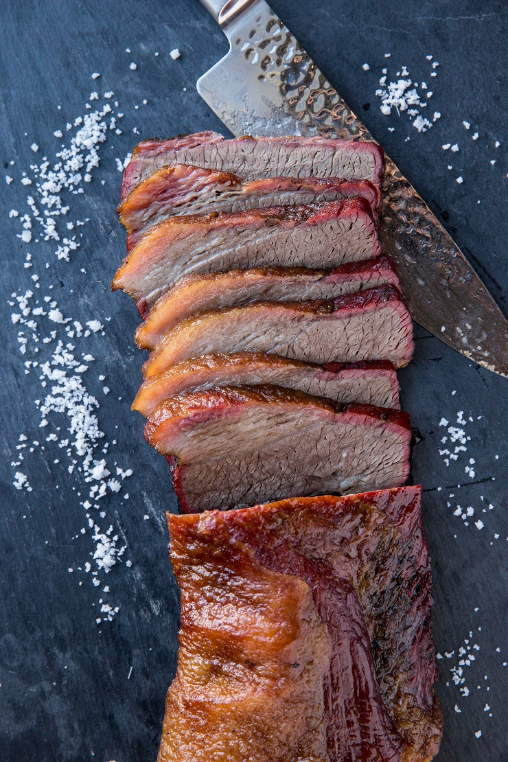 How to smoke a brisket - a photo tutorial on everything you need to know about smoking brisket