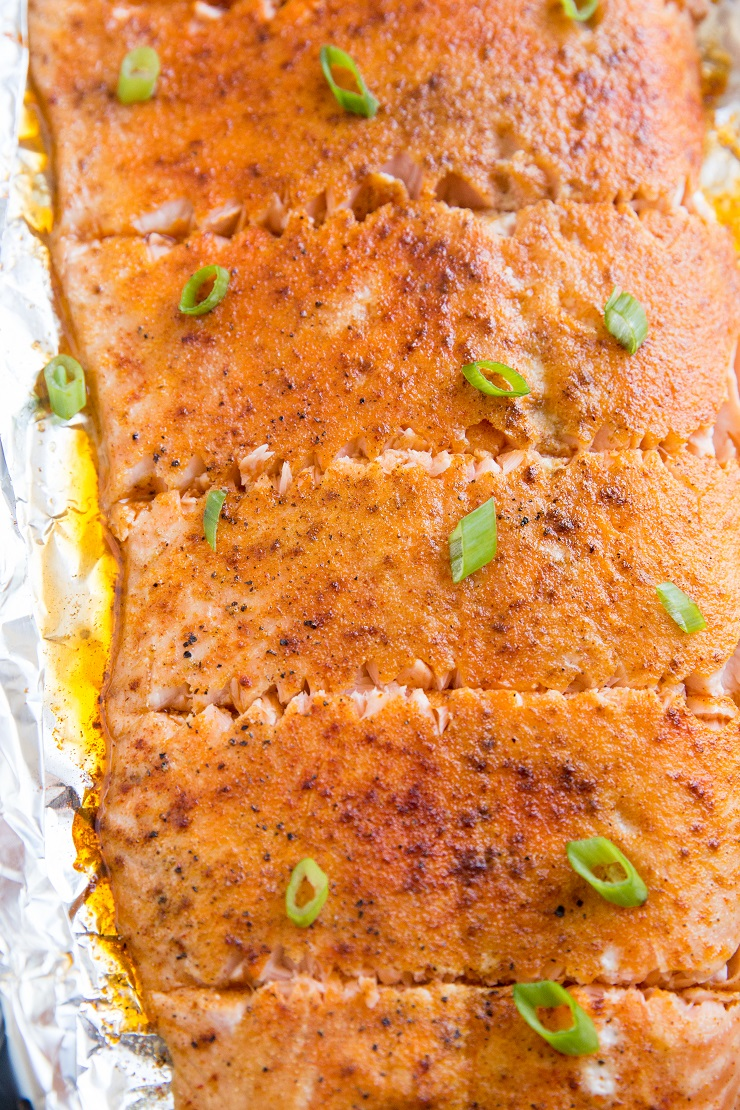 Amazing Smoked Salmon Recipe ready in just 1 hour. Flavorful, tender with just the right amount of smoke