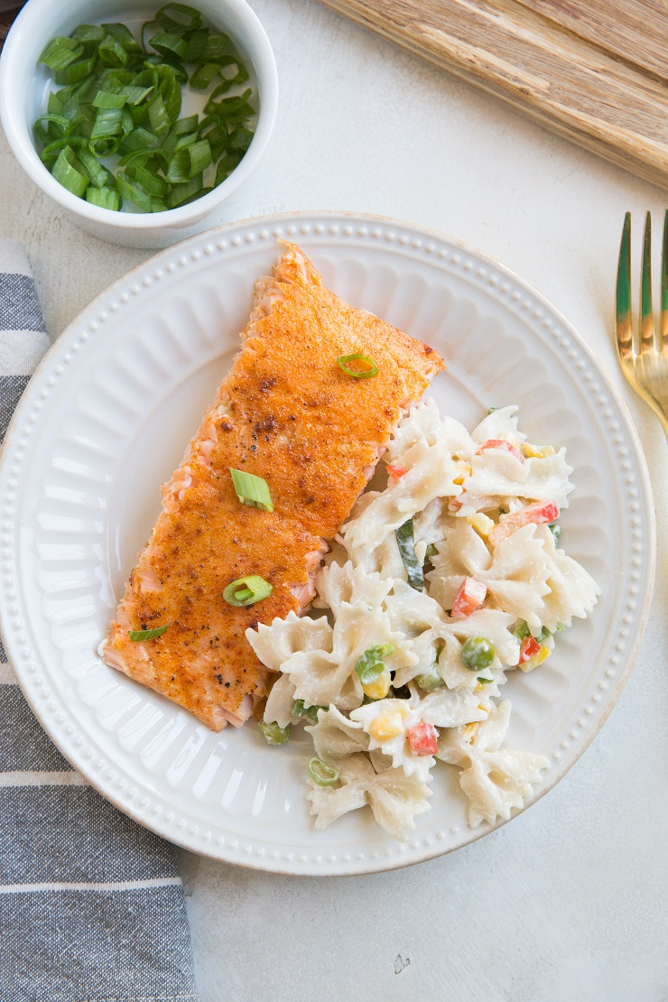 Smoked Salmon Recipe that is ready in 1 hour. No brining or curing ahead of time.