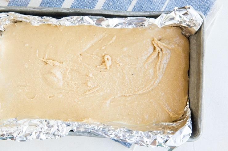 How to make keto peanut butter bars