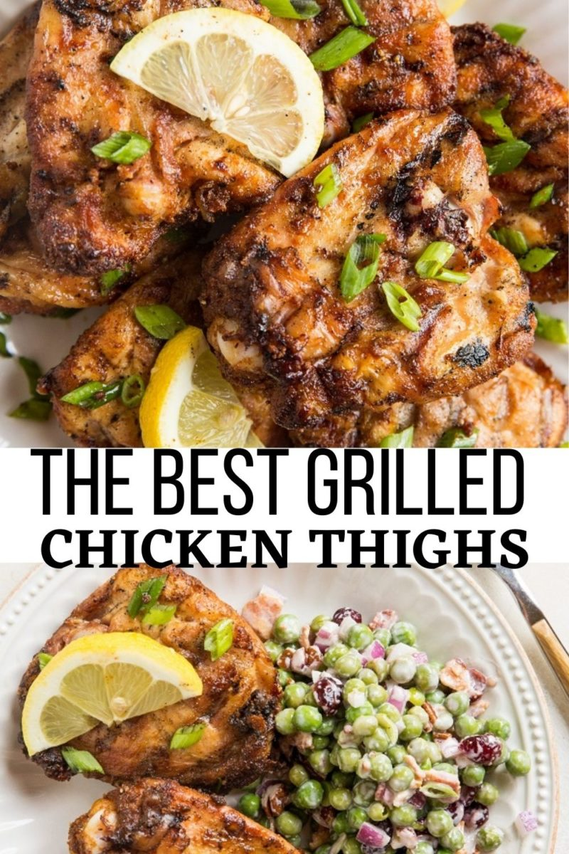 Mouth-watering delicious Grilled Chicken Recipe that turns out perfectly each and every time!