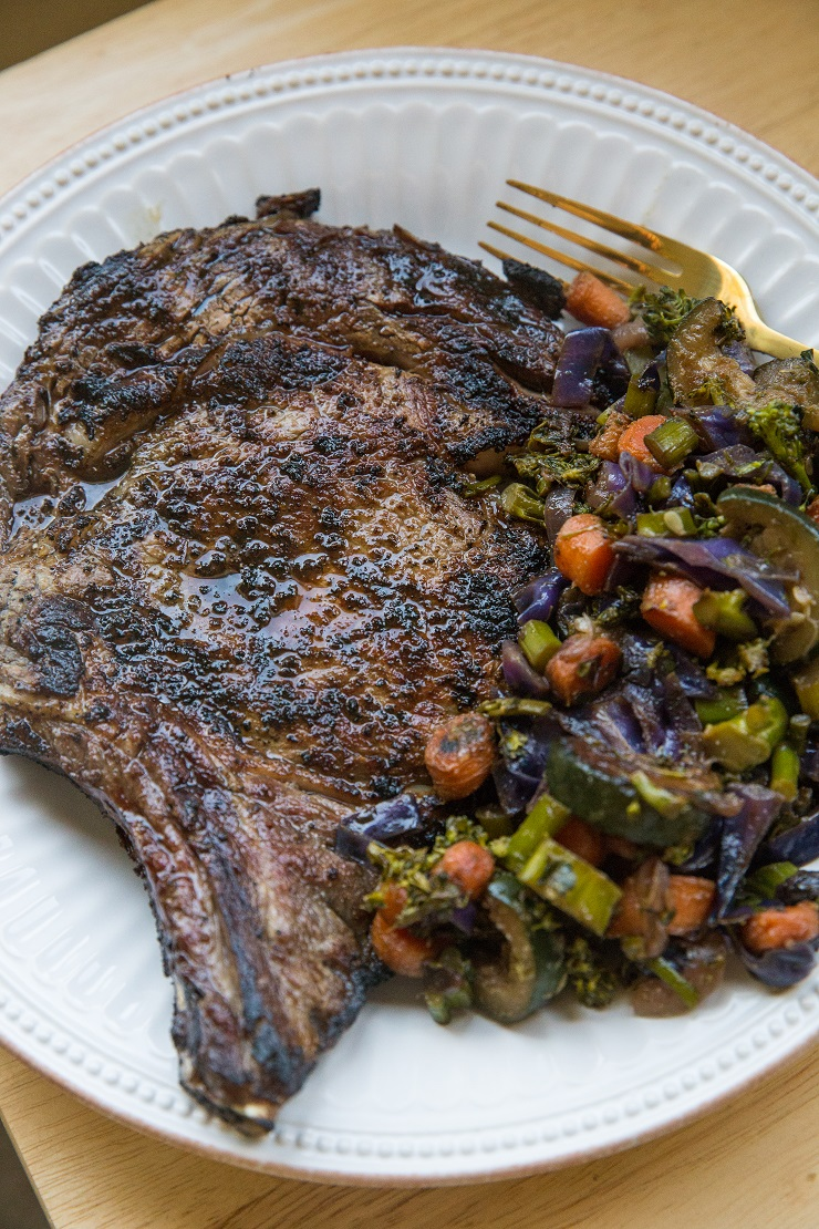 Perfect Grilled Steak Recipe - everything you need to know about making the most amazing grilled steak!