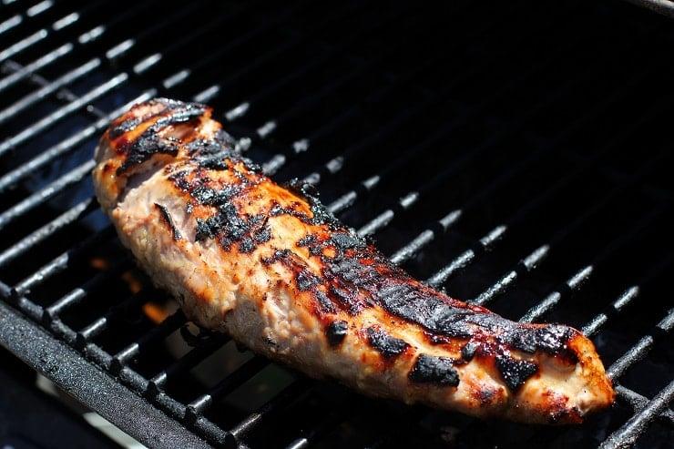 Easy pork tenderloin recipe on the grill